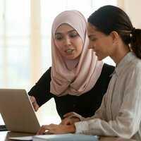 Thumb trainee teachers